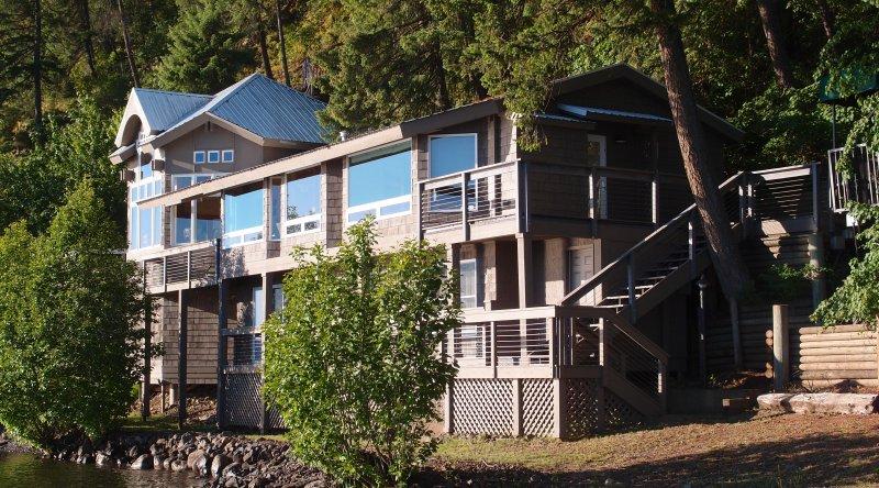 Windchime Vista - Amazing Lake Coeur d'Alene Retreat! - Image 1 - Coeur d'Alene - rentals