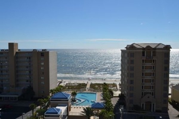 Crystal Tower 906 - Image 1 - Gulf Shores - rentals