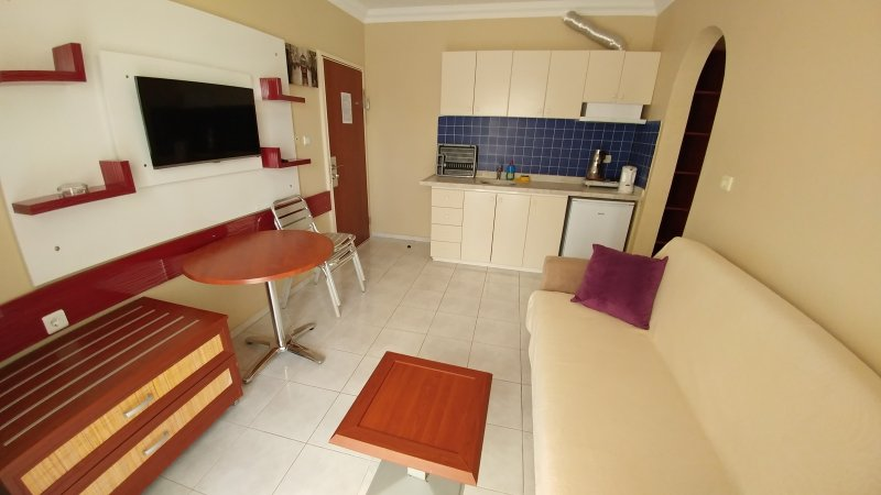 kitchen with sitting area - Blue Paradise Apartments - Marmaris - rentals
