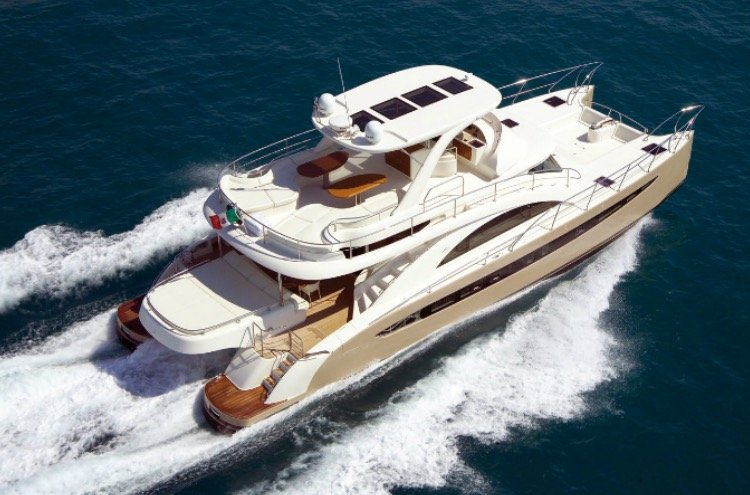 4 Hour Yacht Charter In Miami With Captain for 12 - Image 1 - Miami Beach - rentals
