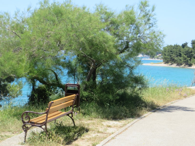 Beach 500m from the house - Zadar, Whole House for rent 100m from the sea - Zadar - rentals