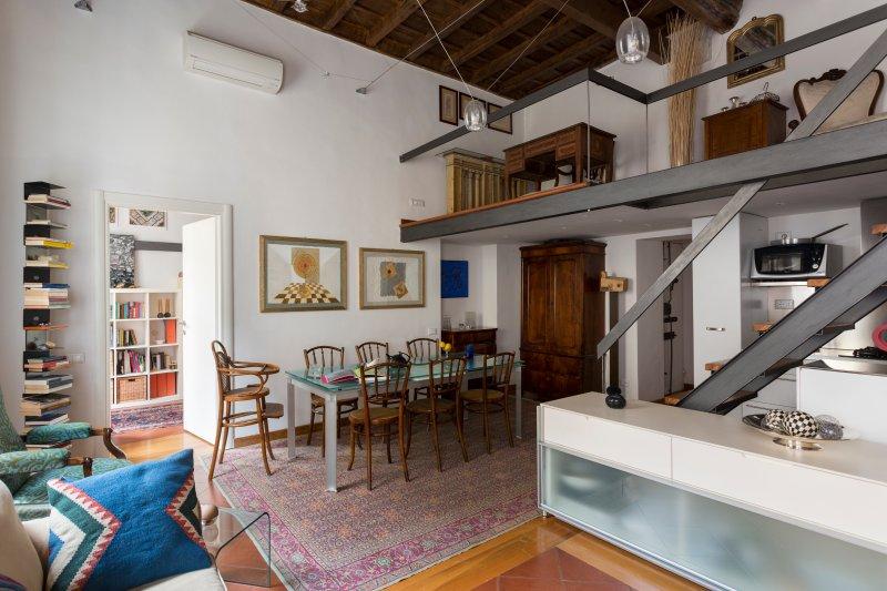 onefinestay - Via del Boschetto private home - Image 1 - Rome - rentals