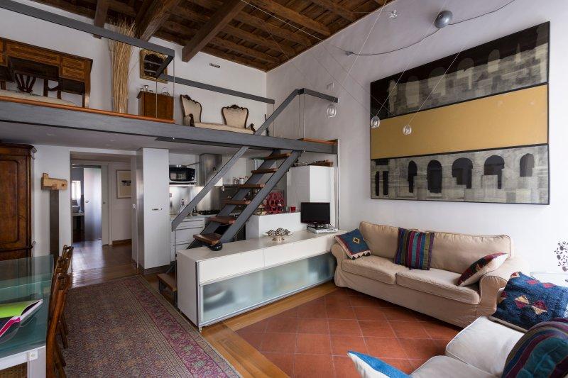 One Fine Stay - Via del Boschetto apartment - Image 1 - Rome - rentals