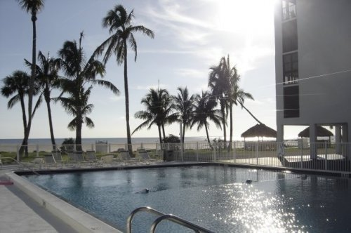 Heated Swimming Pool Facing the Beach - Fort Myers Beach Gulf Front Luxury Sunset Condo - Fort Myers Beach - rentals