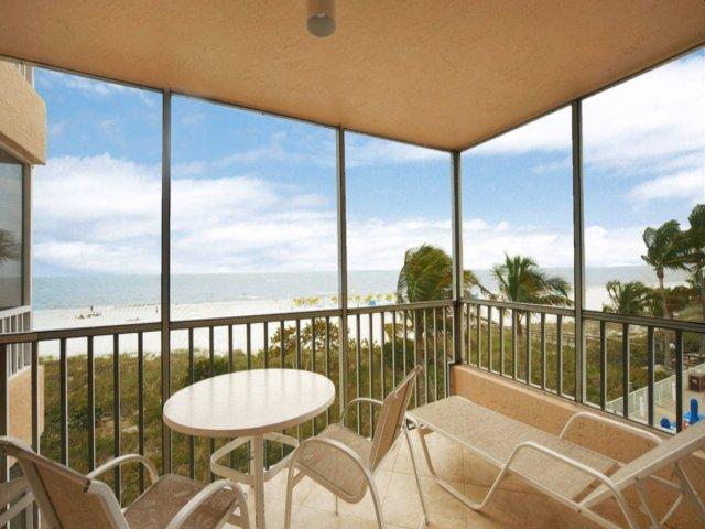 Estero Island Bch Villas 206 BV206 - Image 1 - Fort Myers Beach - rentals