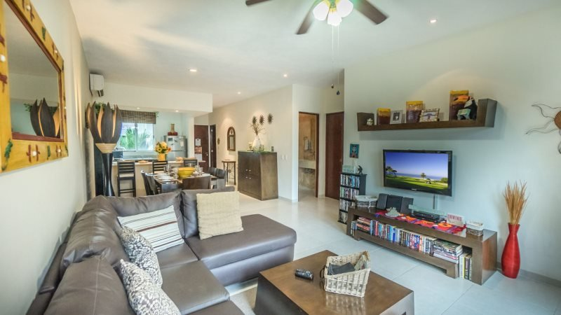 2 Bedroom Penthouse Condo at Coco Beach - Image 1 - Playa del Carmen - rentals