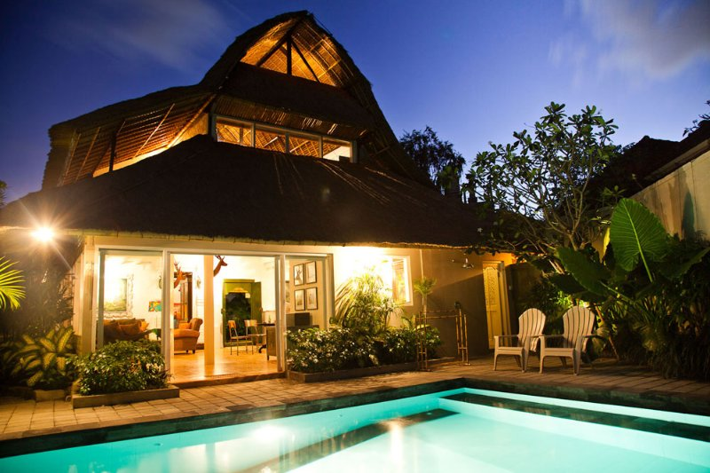 3 Bedroom Balinese Style Villa, Seminyak - Image 1 - Seminyak - rentals