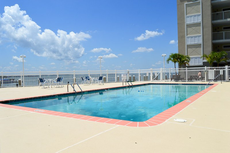 Outdoor Pool - Wight Bay 441 - Wight Bay 441 - Near Seacrets! - Ocean City - rentals