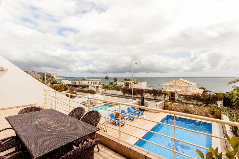 Villa Soul great sea views.spacious accomodation - Image 1 - Luz - rentals