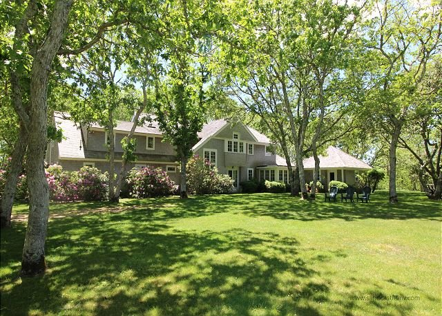 WONDERFUL WATERFRONT HOME, IDEAL FOR THE ACTIVE FAMILY - Image 1 - Edgartown - rentals