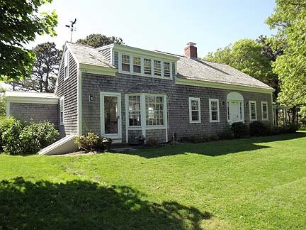 Front of House - Chatham  Cape Cod Vacation Rental (11231) - Chatham - rentals