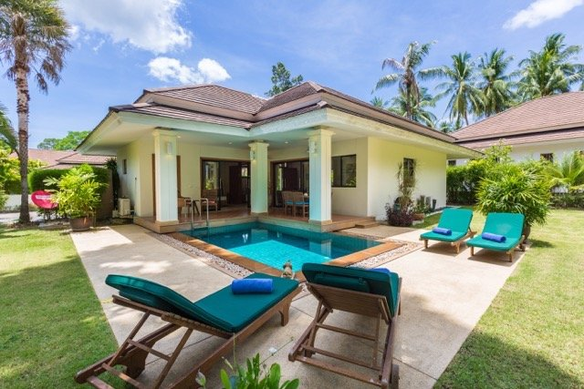 Back of the house - peace - Lovely cosy Villa (sleeps up to 4) Koh Samui - Koh Samui - rentals