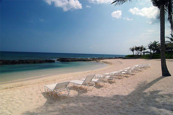 On The Bay 3BR Oceanfront - Image 1 - Grand Cayman - rentals