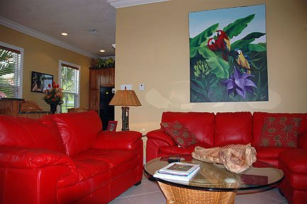 Parrot-ise 4BR Oceanfront - Image 1 - Grand Cayman - rentals