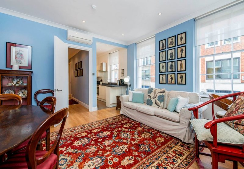 Mayfair - 1 Bedroom with A/C (4444) - Image 1 - London - rentals