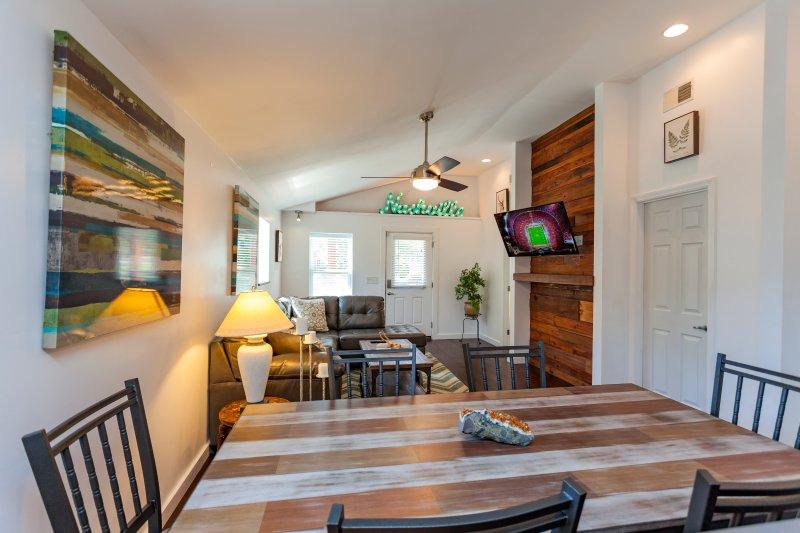 Ultimate Nashville - Brand New 5 Bed - A+ Location - Image 1 - Nashville - rentals