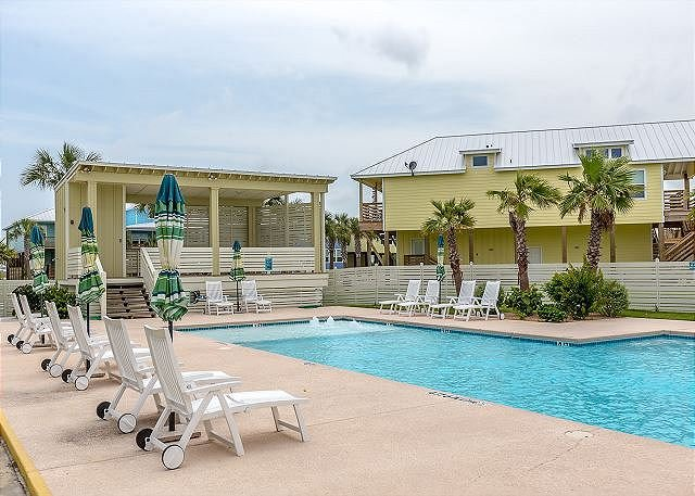 Shared Pools - Family Tides 337PPT​ - Port Aransas - rentals
