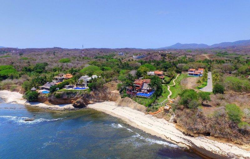 Casa Rincon Pacific in Paradise Coves - Image 1 - Punta de Mita - rentals
