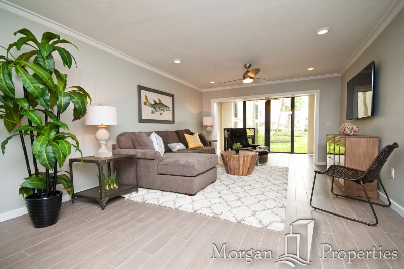 Morgan Properties - Siesta Dunes-5-100 - BRAND NEW 2Bed/2 Bath Partial Oceanview - Image 1 - Siesta Key - rentals