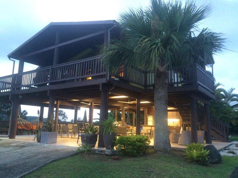 Carabali-Spacious Chalet-Rainforest & Beach View - Image 1 - Luquillo - rentals