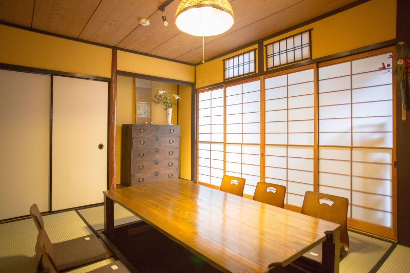 Living room - Ojizoya - Traditional house in local neighborhood - Kyoto - rentals