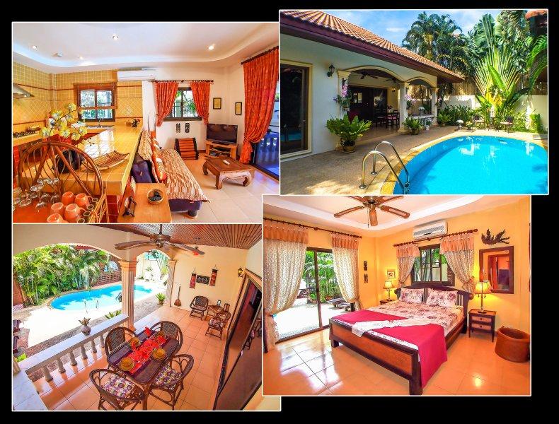 CORAL ISLAND - Luxury 2 Bedroom Pool Villa - Image 1 - Rawai - rentals