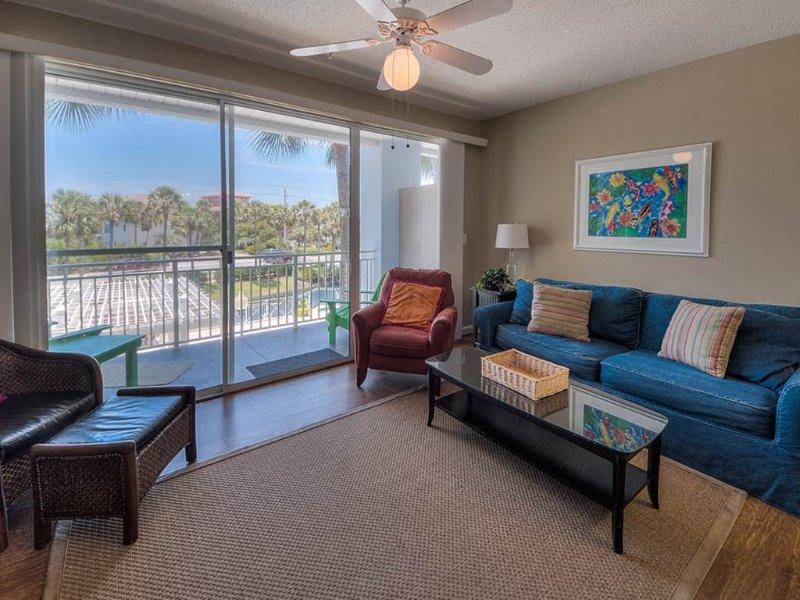Gulf Place Cabanas 204 - Image 1 - Santa Rosa Beach - rentals