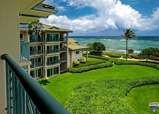 Waipouli #G-404: Enjoy tranquil sounds of Hawaii's Ocean from every room! - Image 1 - Kapaa - rentals