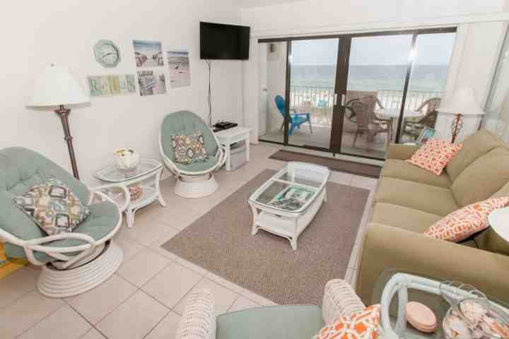 Tropical Winds 202 - Image 1 - Gulf Shores - rentals