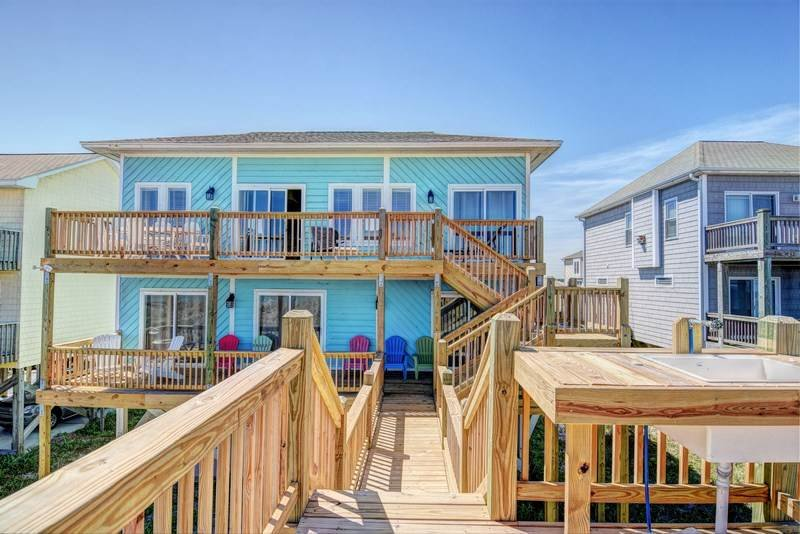RISKY BUSINESS - Image 1 - Topsail Beach - rentals