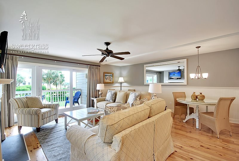 Welcome to Seagrove 8A! - Sweetgrass Properties, 8A Seagrove, Wild Dunes - Isle of Palms - rentals