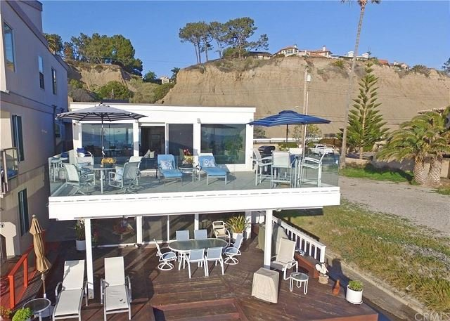 Modern Beach Condo on the Sand - Sleeps 6 to 12 (067U) 2-nt min in off-season - Image 1 - Dana Point - rentals