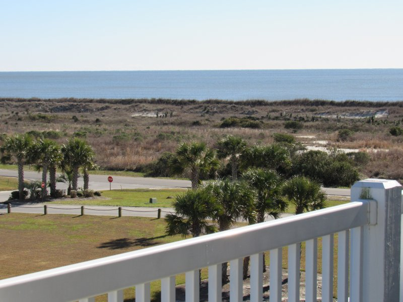UNOBSTRUCTED OCEAN VIEW VILLA-200 YDS TO ATLANTIC - Image 1 - Ocean Isle Beach - rentals