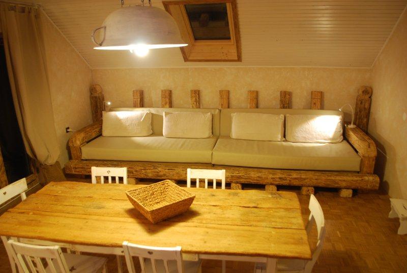 Holiday House Trata - Apt 2 - Spacious apt (95 m2) - Image 1 - Kranjska Gora - rentals