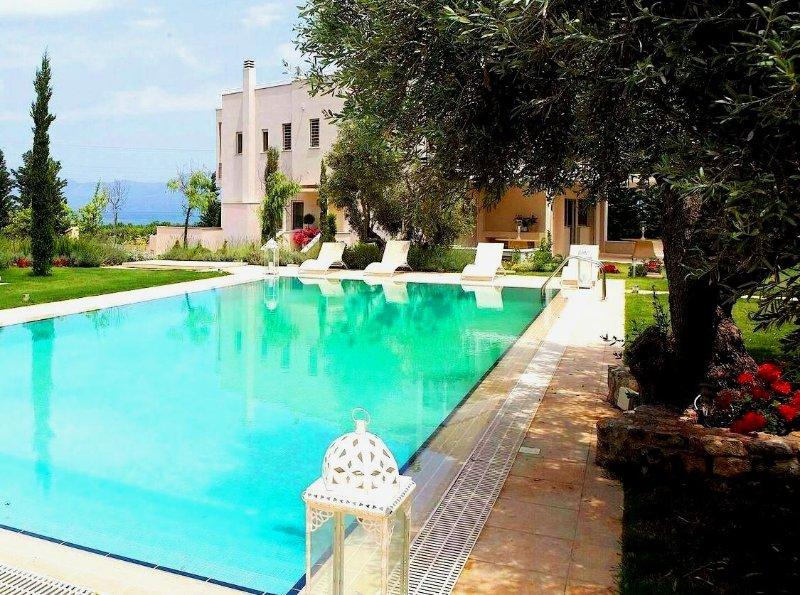 Ideal Escape on Evia Island! - Image 1 - Khalkis - rentals