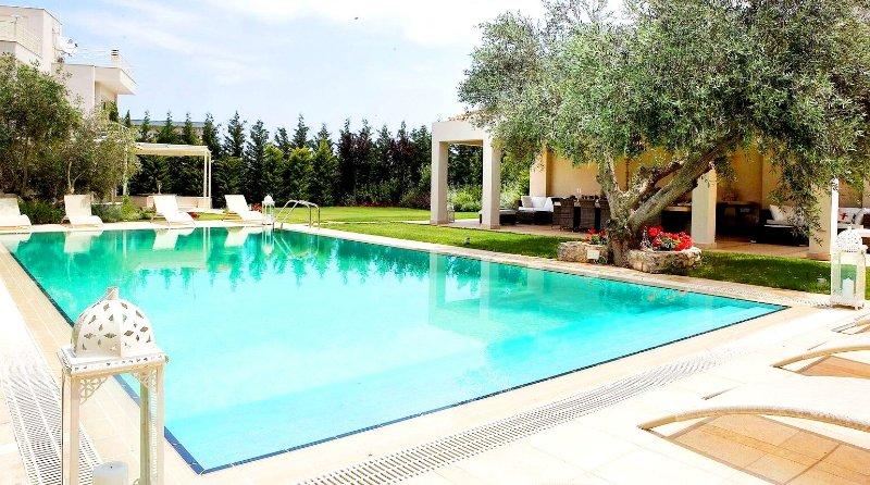 Evia Sun-filled Getaway - Image 1 - Khalkis - rentals