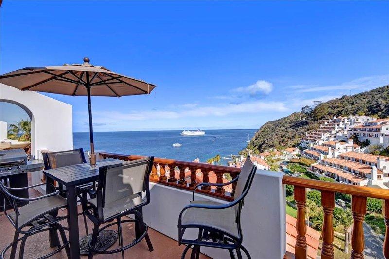Hamilton Cove Villa 17-80 - Image 1 - Catalina Island - rentals