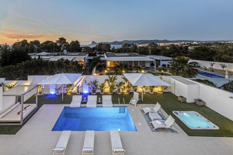 WHITE ISLAND VILLA (Minimal Ibiza) - Image 1 - San Agustin - rentals