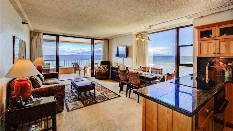 Maui Kai #508, Spectacular views, 2 Bdroom Oceanfront - Image 1 - Lahaina - rentals
