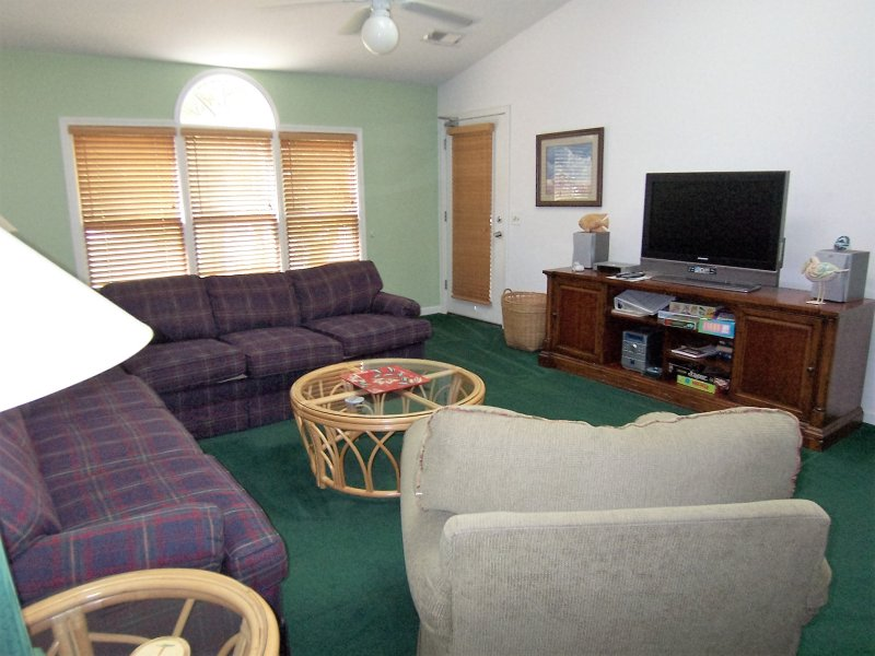 1 BR 1 BA (24CV), 2nd Floor, King Bed, Sunset Beach, NC - Image 1 - Sunset Beach - rentals