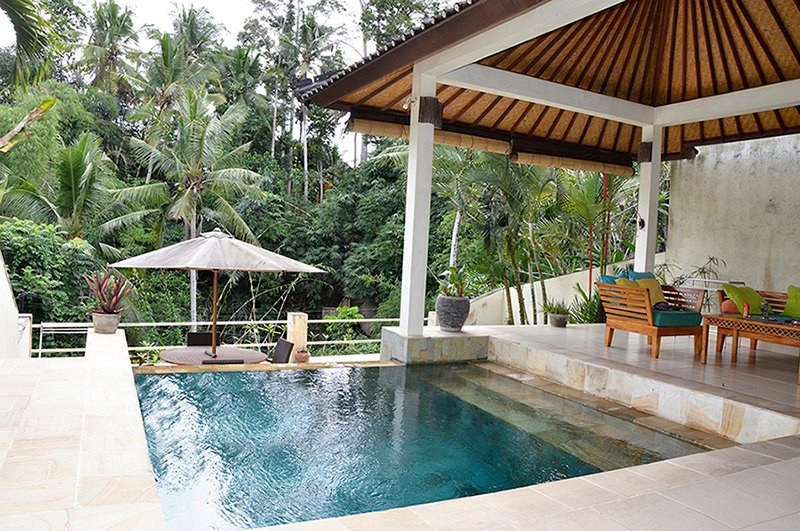 Villa Cantik - peaceful, quiet and great views. - Villa Cenik-  private, secluded, magnificent views - Ubud - rentals