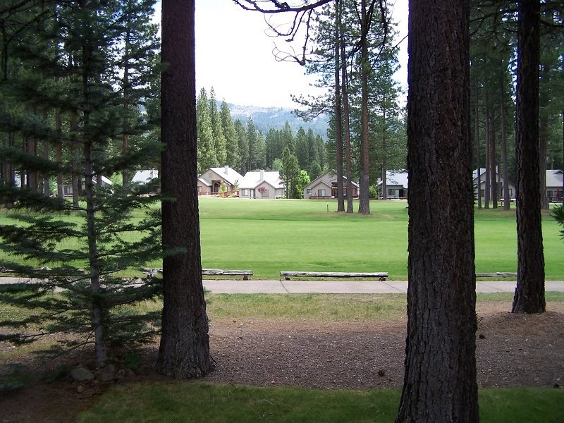 #108 POPLAR VALLEY Views to the golf course.! $215.00-$240.00 BASED ON DATES AND NUMBER OF NIGHTS (plus county tax, SDI, cleaning fee and processing fee) - Image 1 - Graeagle - rentals