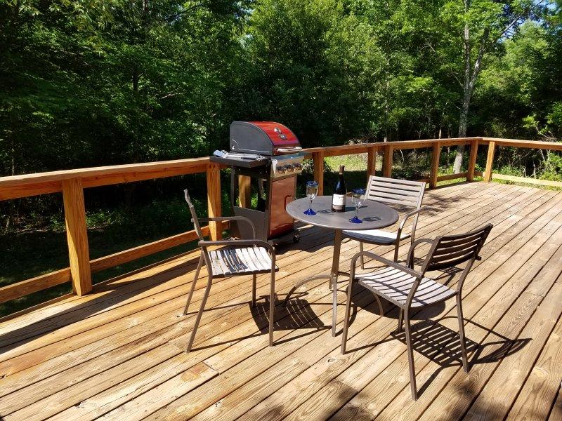 Deck - Belleayre Ski House - Arkville - rentals