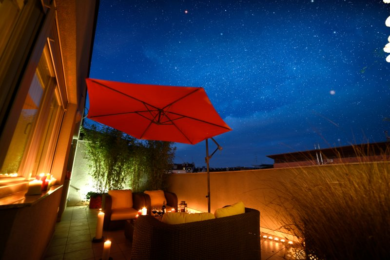 Amazing Penthouse/Huge Roof Terrace/Free Parking - Image 1 - Zagreb - rentals