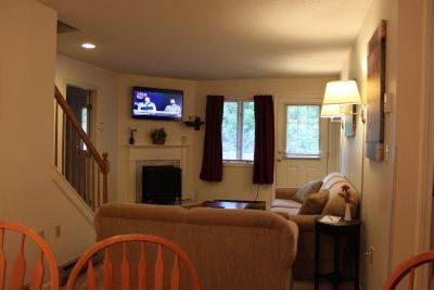 3BR Multi-level condo with balcony, deck - B3 313B - Image 1 - Lincoln - rentals