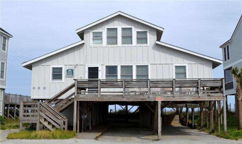 Old Gray Barn - Image 1 - Pawleys Island - rentals