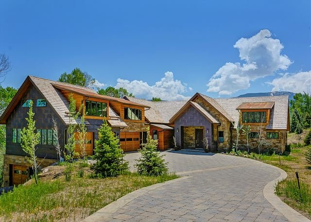 Lake Creek Exterior - 5 Bedroom Architectural Masterpiece Of Modern Luxury In Lake Creek District - Edwards - rentals