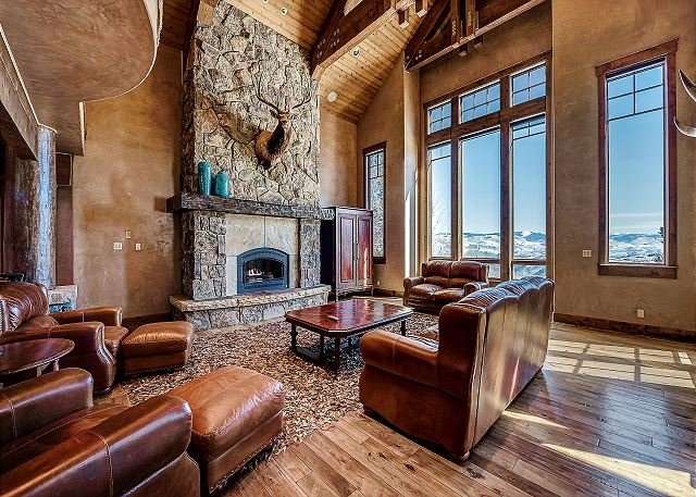 Great Room - Magnificent 6BR Home At The Top Of The Exclusive Cordillera Gated Community - Edwards - rentals