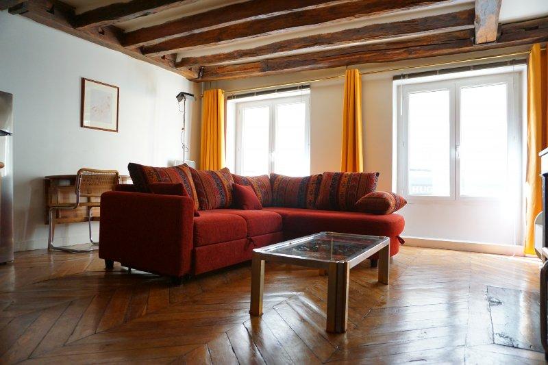 201010 - rue Danielle Casanova - PARIS 1 - Image 1 - Paris - rentals