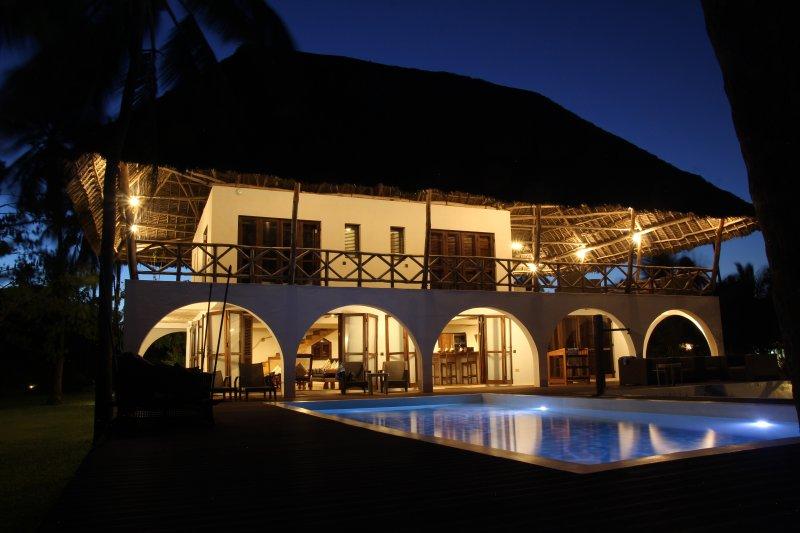 Luxurious fully Serviced Beach Villa in Zanzibar - Image 1 - Matemwe - rentals